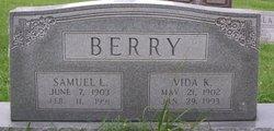 Vida <I>Kellem</I> Berry