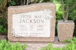 Ester Mae <I>Battle</I> Jackson