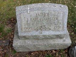 J Earl Harpster
