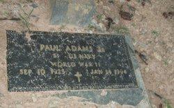 Paul Adams Jr.