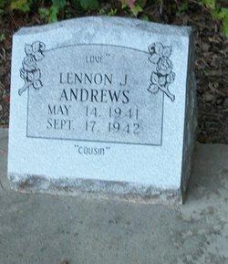 Lennon J Andrews