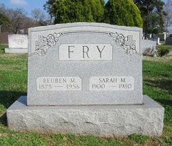 Reuben Macon Fry, Jr