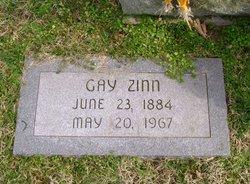 Missouri Gay <I>Zinn</I> Spiker
