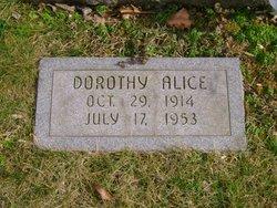 Dorothy Alice <I>Spiker</I> Summers