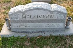 Blanche <I>Williams</I> McGovern