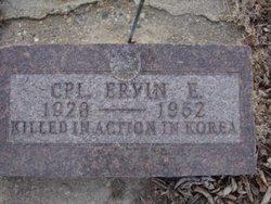 Corp Ervin E. Mautz