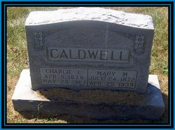 Mary Matilda <I>Herndon</I> Caldwell