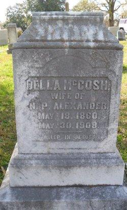 Della <I>McCosh</I> Alexander