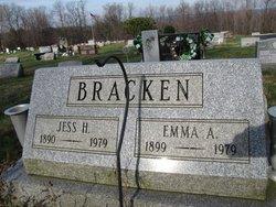 Emma <I>Anderson</I> Bracken