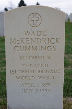 Wade Mckendrick Cummings