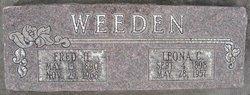 Fred Weeden