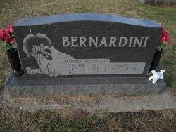 Anna C. <I>Cesari</I> Bernardini