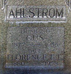 Gus Ahlstrom