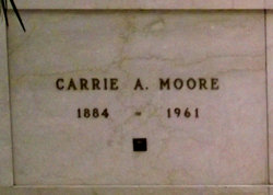 Carrie A Moore