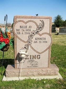 Billie Jo <I>Leach</I> King