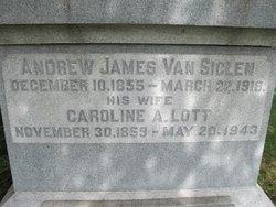 Caroline Amanda <I>Lott</I> Van Siclen