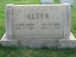 Joseph Ritner Alter