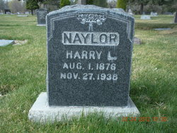 Harry Naylor
