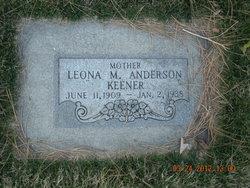 Leona Mable <I>Anderson</I> Keener