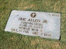 LTJG Eric Allen, Jr
