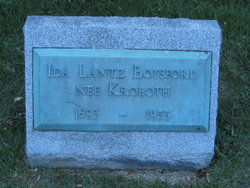 Ida <I>Lantz</I> Batsford