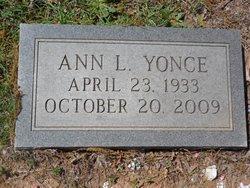 Anna Lou <I>Kitchens</I> Younce