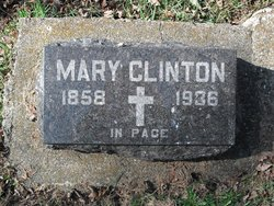 Mary <I>Mayer</I> Clinton