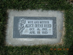 Alice Reed