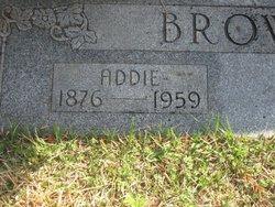 Addie Brown
