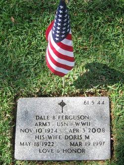 Doris M Ferguson