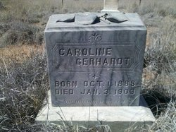 "Caroline ""Carrie"" Gerhardt"