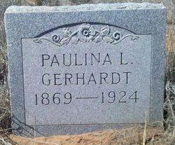 Paulina Louisa Gerhardt