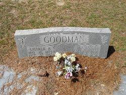 Charlie B Goodman