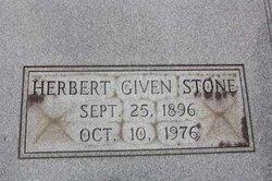 Herbert Given Stone
