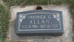 Fredrick Gildeon Allan