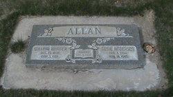 Susie <I>Anderson</I> Allan