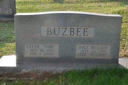 """Thomas Clyde """"Toby"""" Buzbee"""