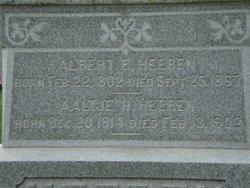 Albert E Heeren