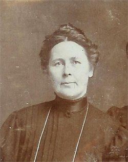 "Martha Frances ""Frannie"" <I>Welch</I> Epperson"