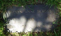 Jaclyn Anne <I>Skaggs</I> Dean