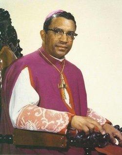 Rev Harold Robert Perry