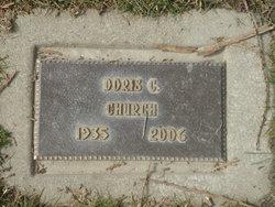 Doris C Church