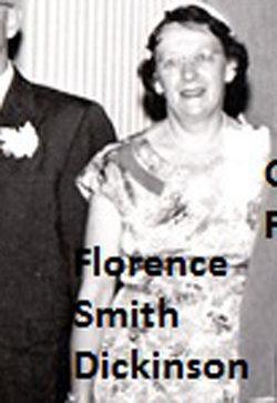 Florence Elsa <I>Smith</I> Dickinson