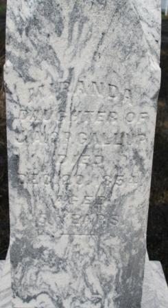 Miranda Gallup