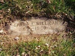Sarah <I>Agee</I> Millican