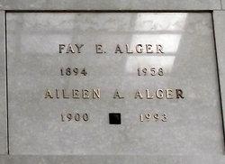 Aileen A. Alger