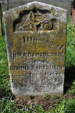 Annie L. Phillipina <I>Zimmerman</I> Ramsburg