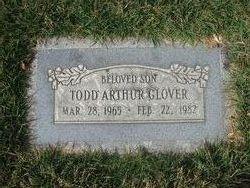 Todd Arthur Glover