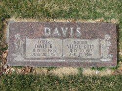 David Rufus Davis