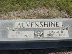 David Richard Auvenshine